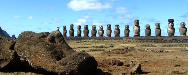 Tour Destination of Kia Koe Tour on Easter Island