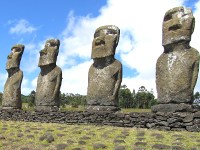 Half Day Tour of Kia Koe Tour on Easter Island